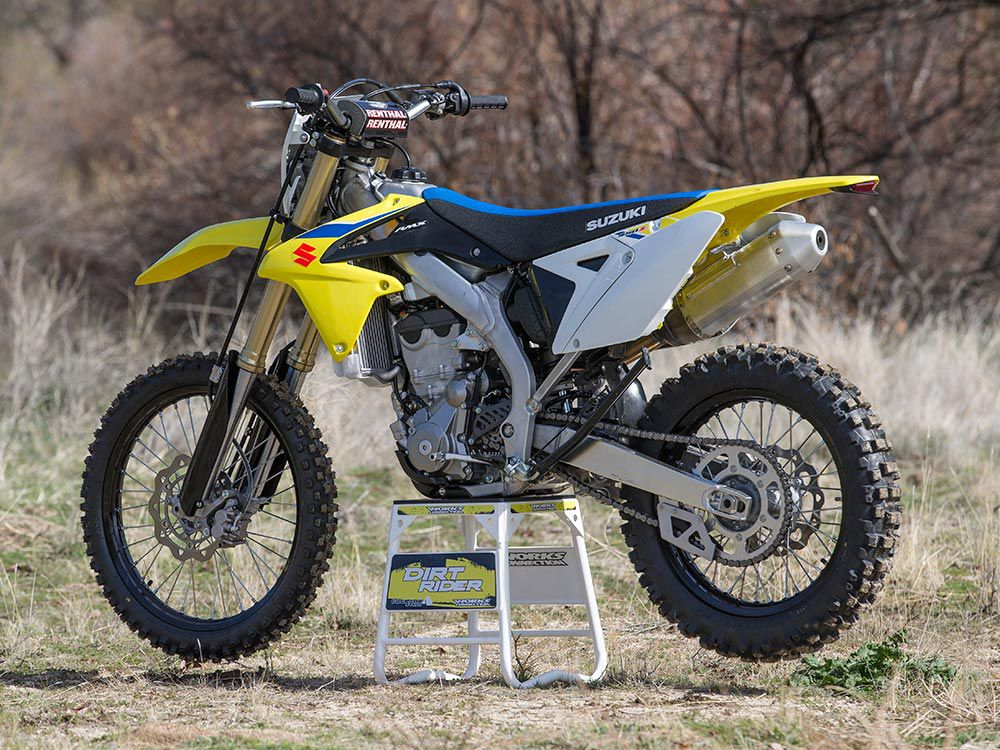 2018 Suzuki RMX450Z First Ride Review | Cycle World