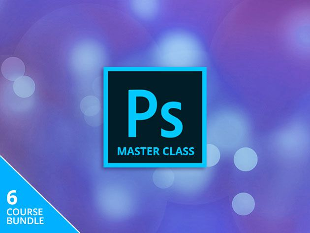 Level up your Photoshop skills with this $29 course