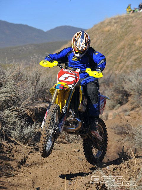 The Torture Test - FMF 'CHANGE' RM250 Two-Stroke - Dirt