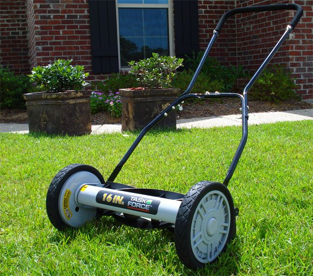 Get Reel: Mow Your Lawn for Free   Popular Science