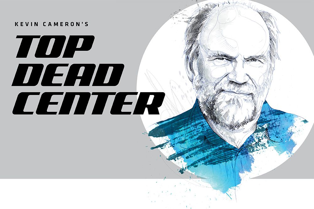 The Flat-Head Motorcycle Engine- Kevin Cameron's Top Dead Center