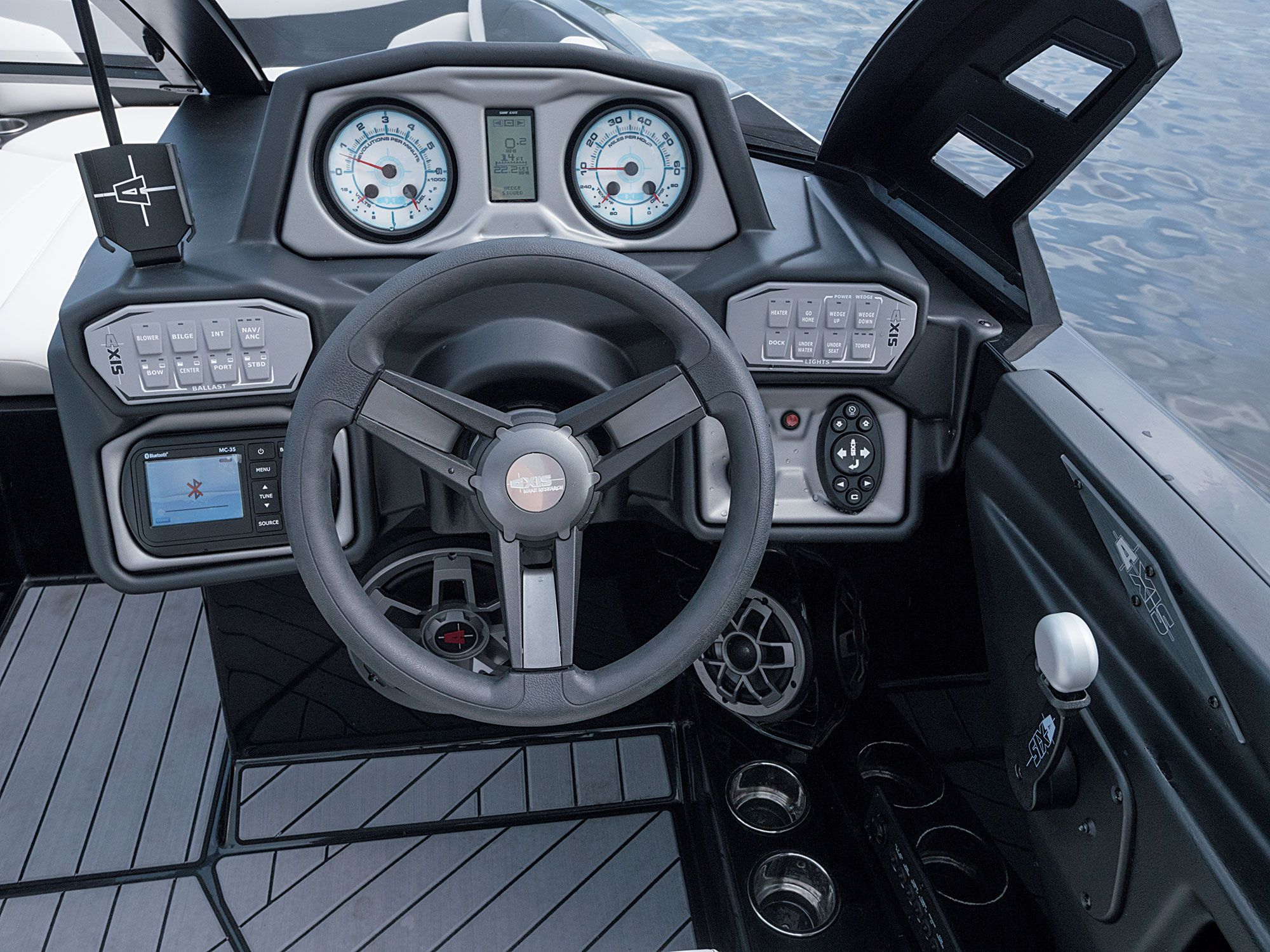 Axis Boats | Wakeboarding Magazine