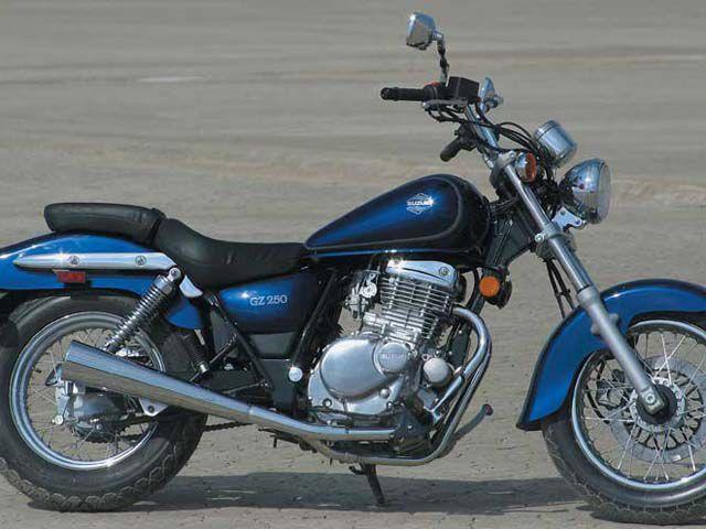 The 250cc Cruiser Comparison: AlphaSports (Hyosung) GV250