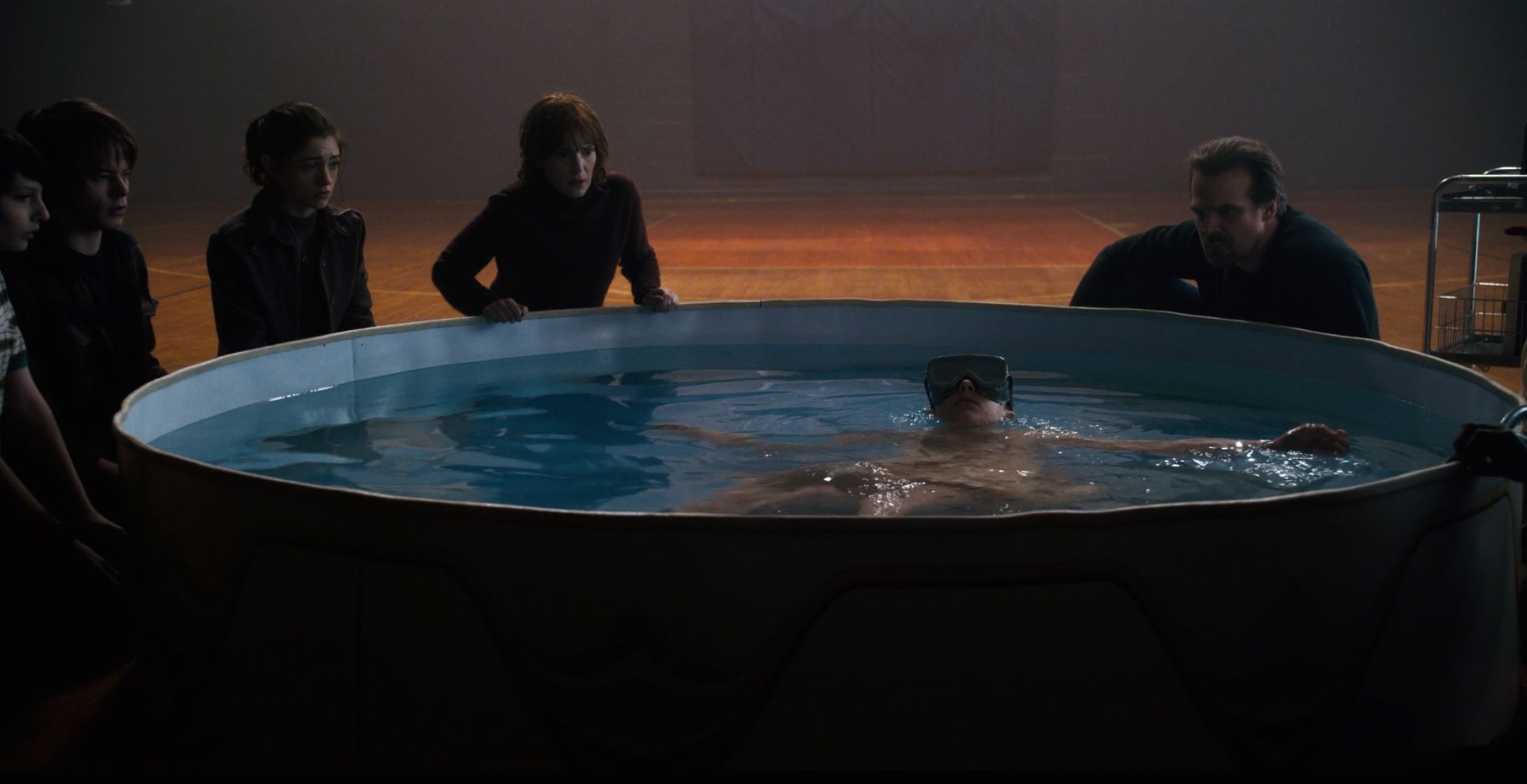 What Would It Take to Make a Sensory Deprivation Tank From