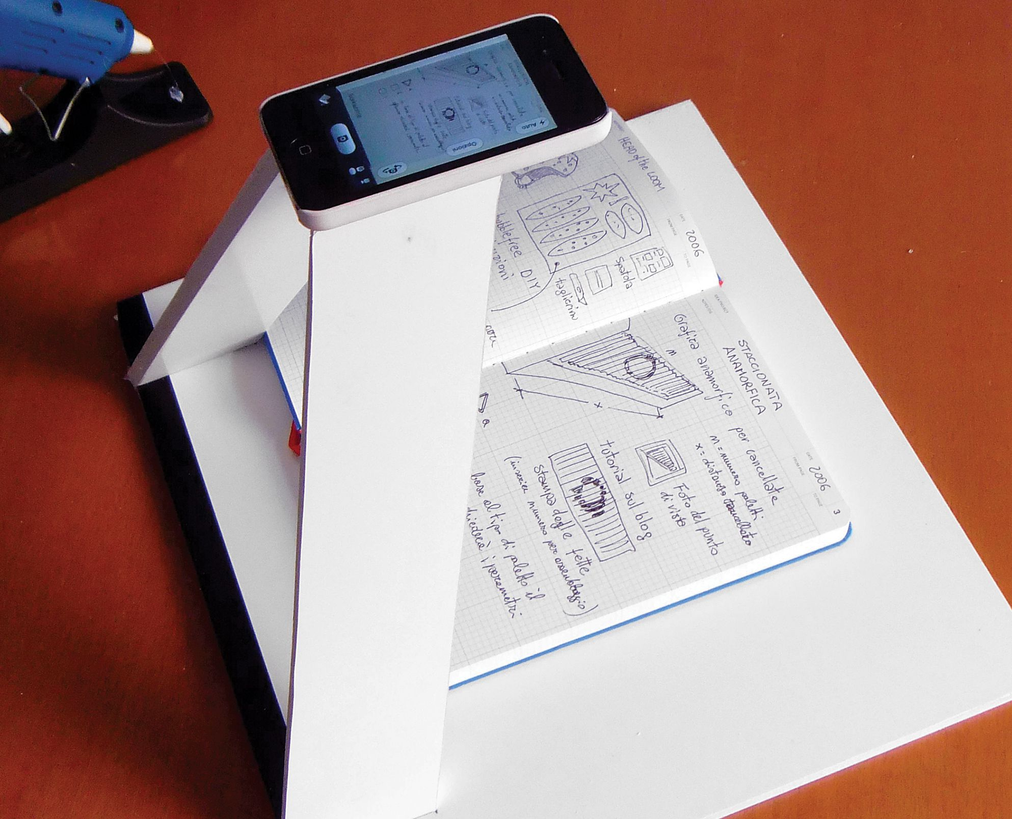 Build A Smartphone Scanner To Digitize Your Notes Popular