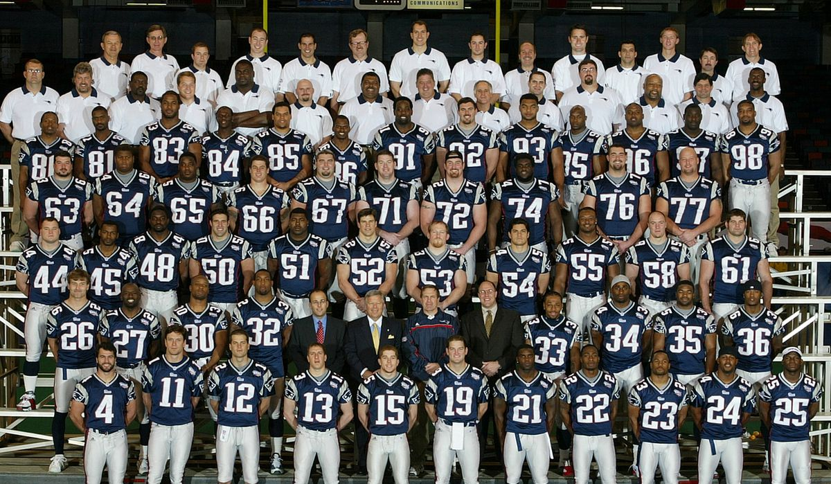 1cce8f57 Only three players remain from the 2001 Patriots - The Boston Globe