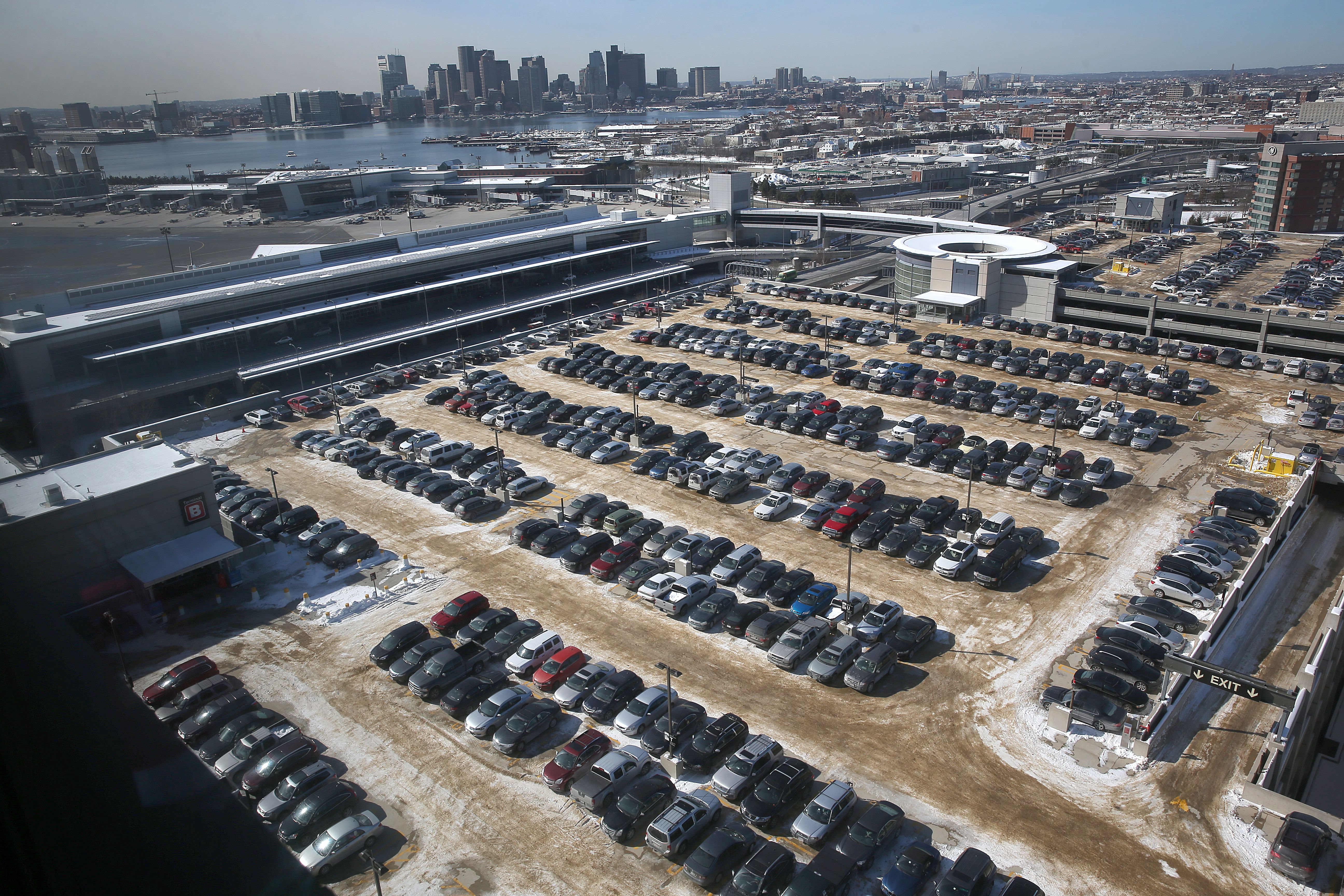 Boston Logan Airport Parking >> Relief Could Be On The Way For Drivers Headed To Logan Airport The