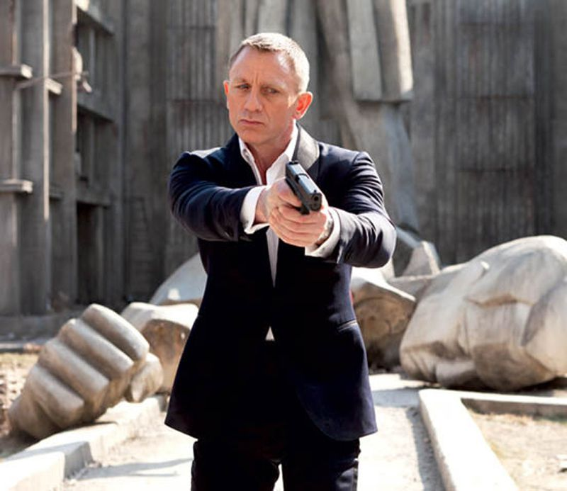 1dfe121470 Bond. James Bond. For 50 years, film's greatest spy has held a license to  kill and encountered dozens - if not hundreds - of scenarios where he had  to ...