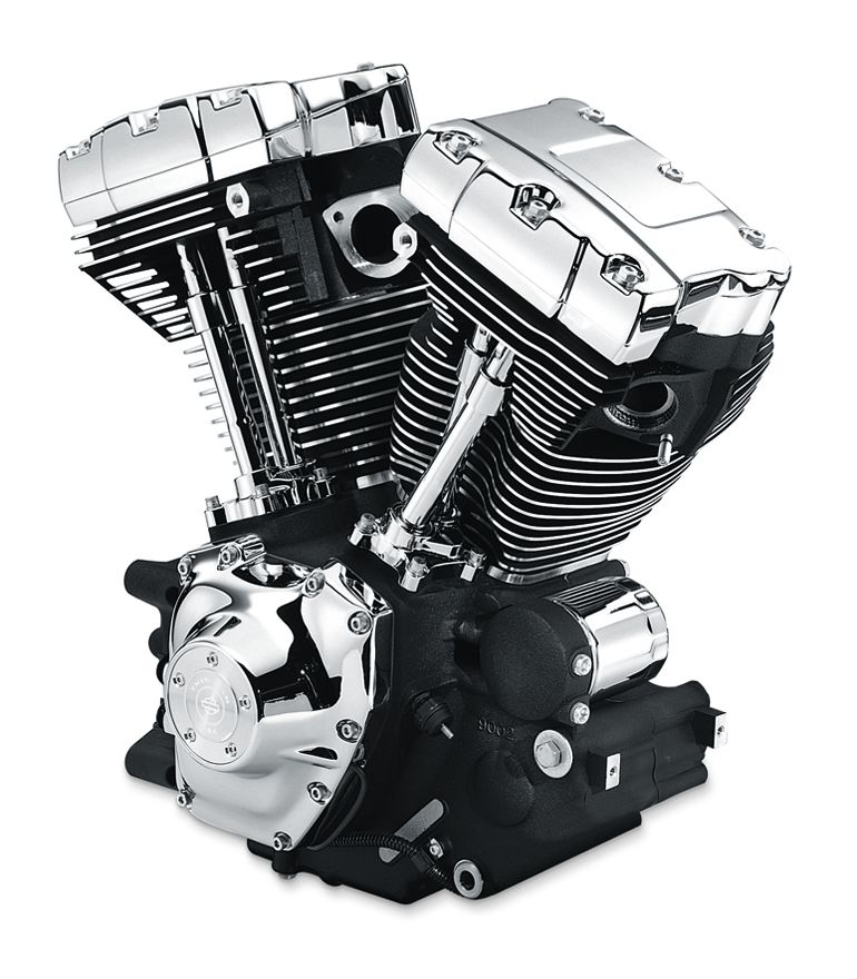 Harley-Davidson Twin Cam V-Twin Motorcycles - HISTORY OF THE BIG