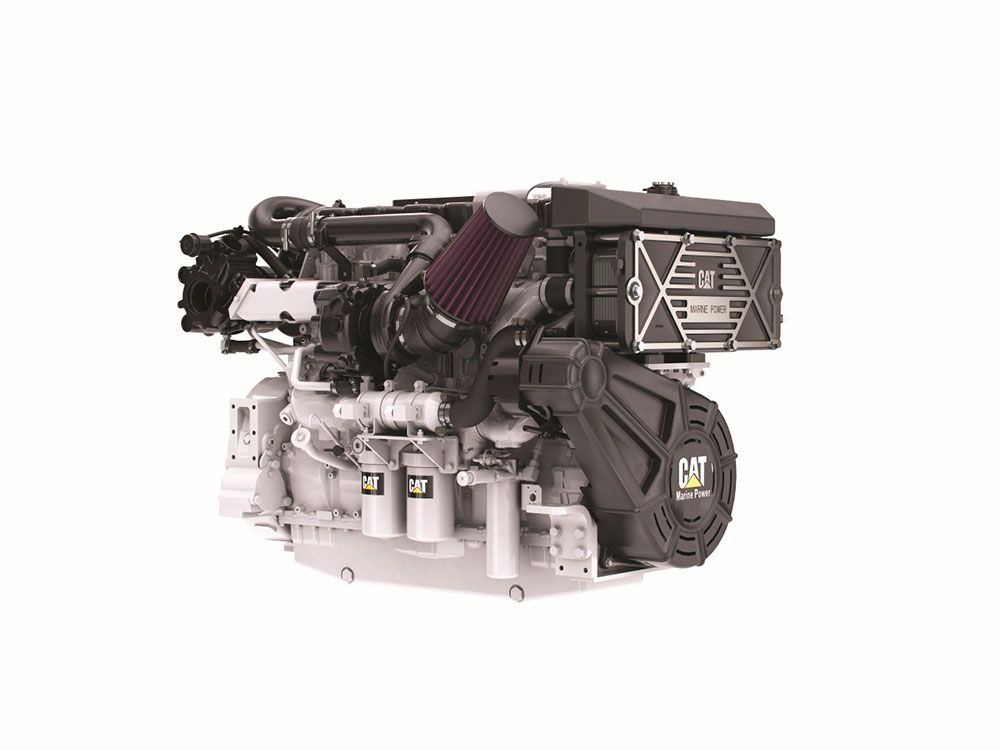 Best Diesel Marine Engines | Marlin Magazine