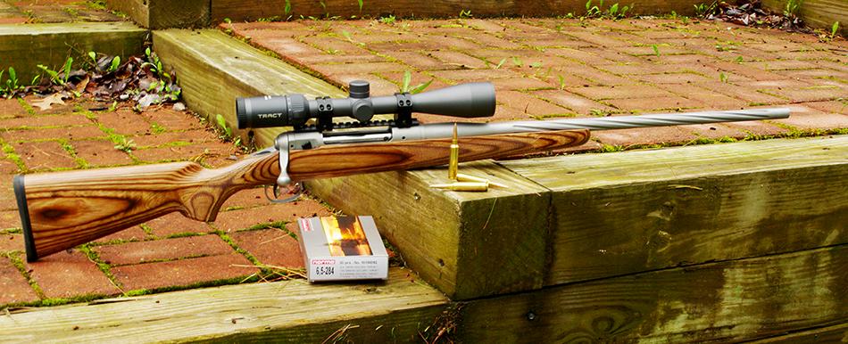 A Custom Bolt Gun for a Factory Rifle Price | Range 365