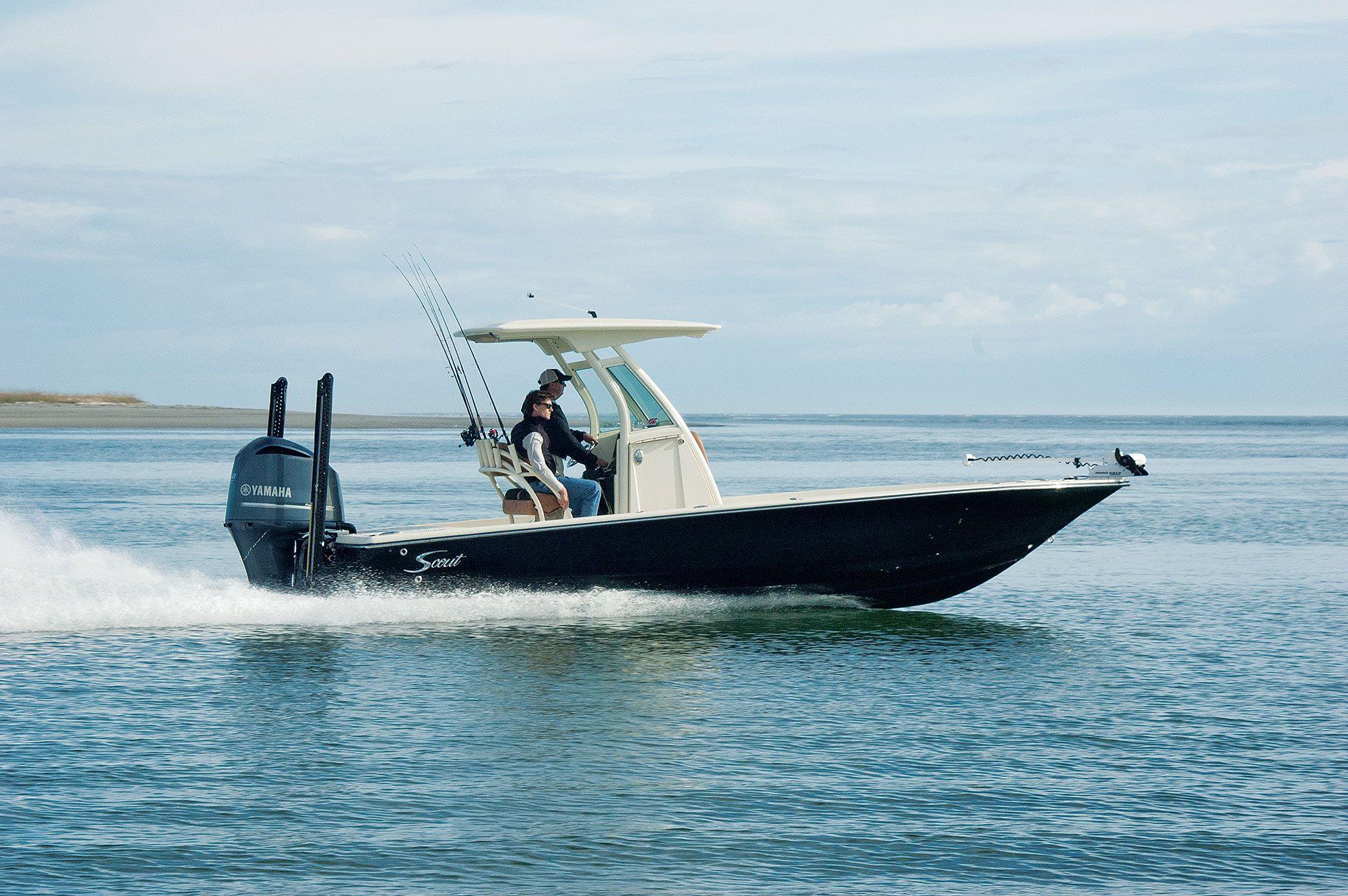 Pro Tips for Proper Boat Handling | Sport Fishing Magazine