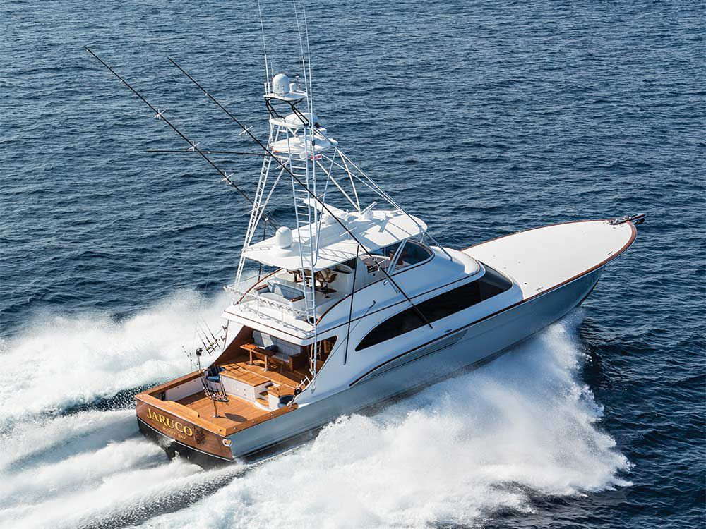 Diesel Engines for Sport Fishing Boats | Marlin Magazine