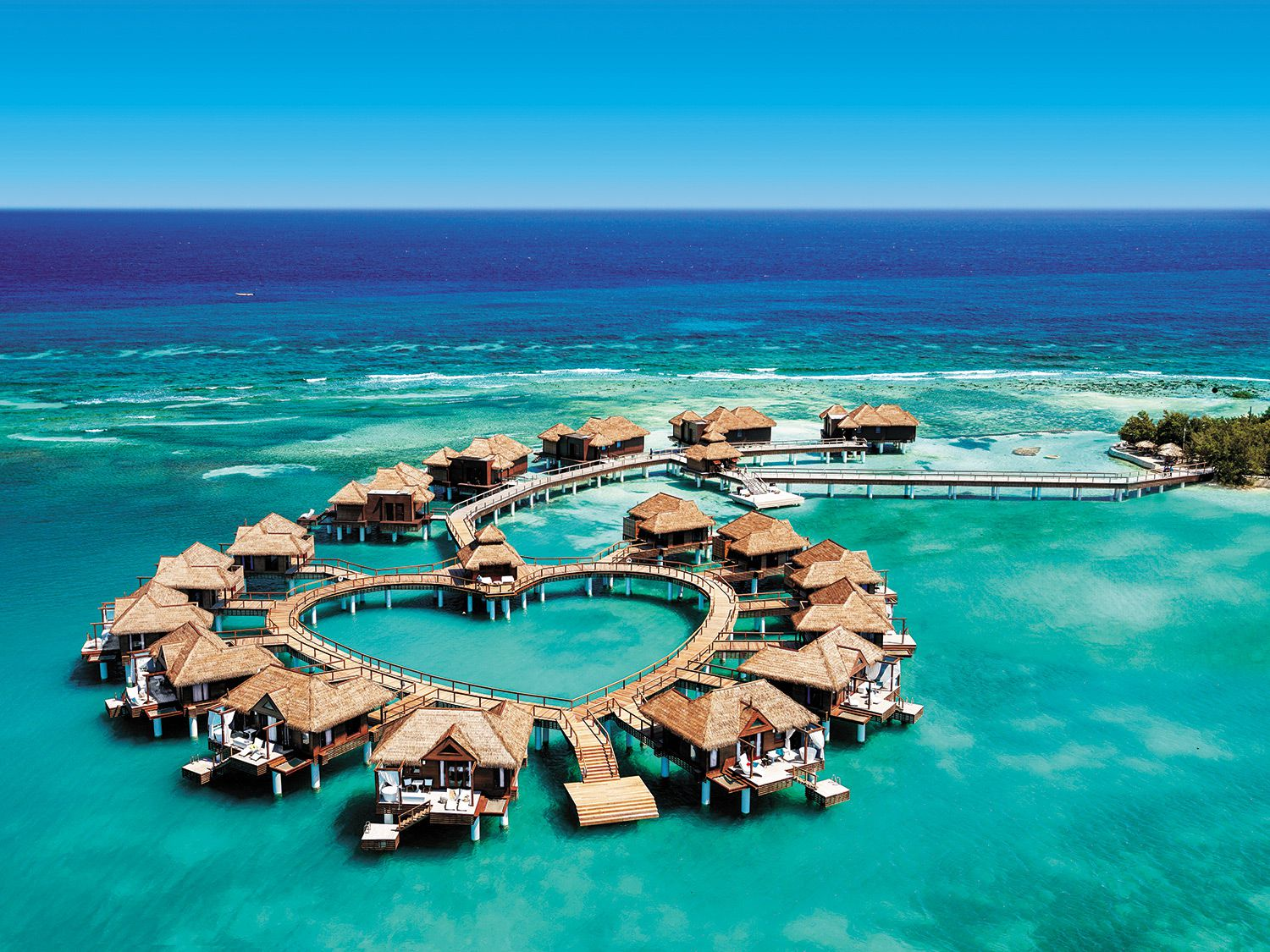 Best All Inclusive Overwater Bungalows Islands All Inclusive Awards Islands