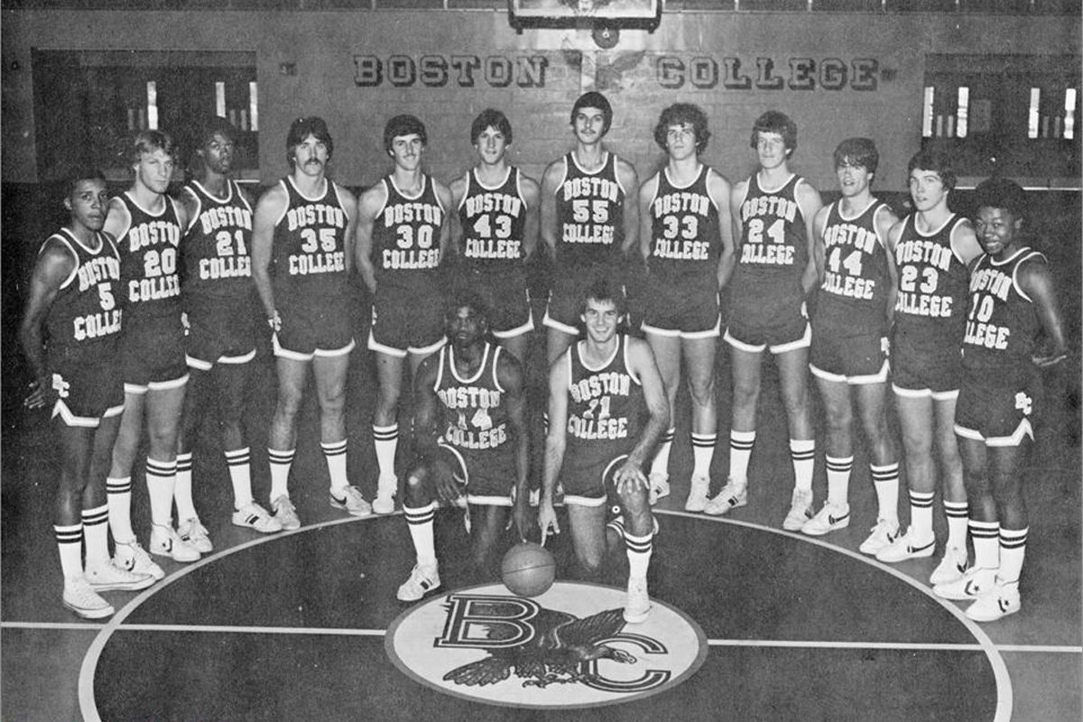 When 'Goodfellas' collided with BC basketball - The Boston Globe