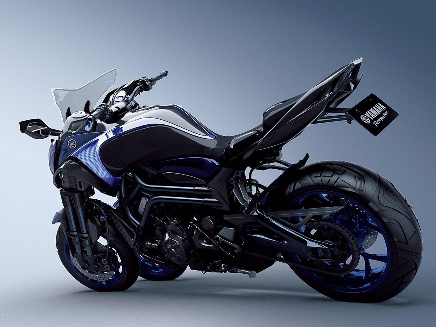 Making Sense Of The Yamaha Niken, A Motorcycle With Two