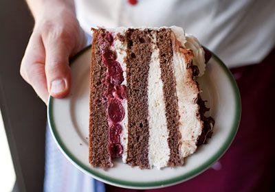 Black Forest Cake (Schwarzwälder Kirschtorte) Recipe   Saveur