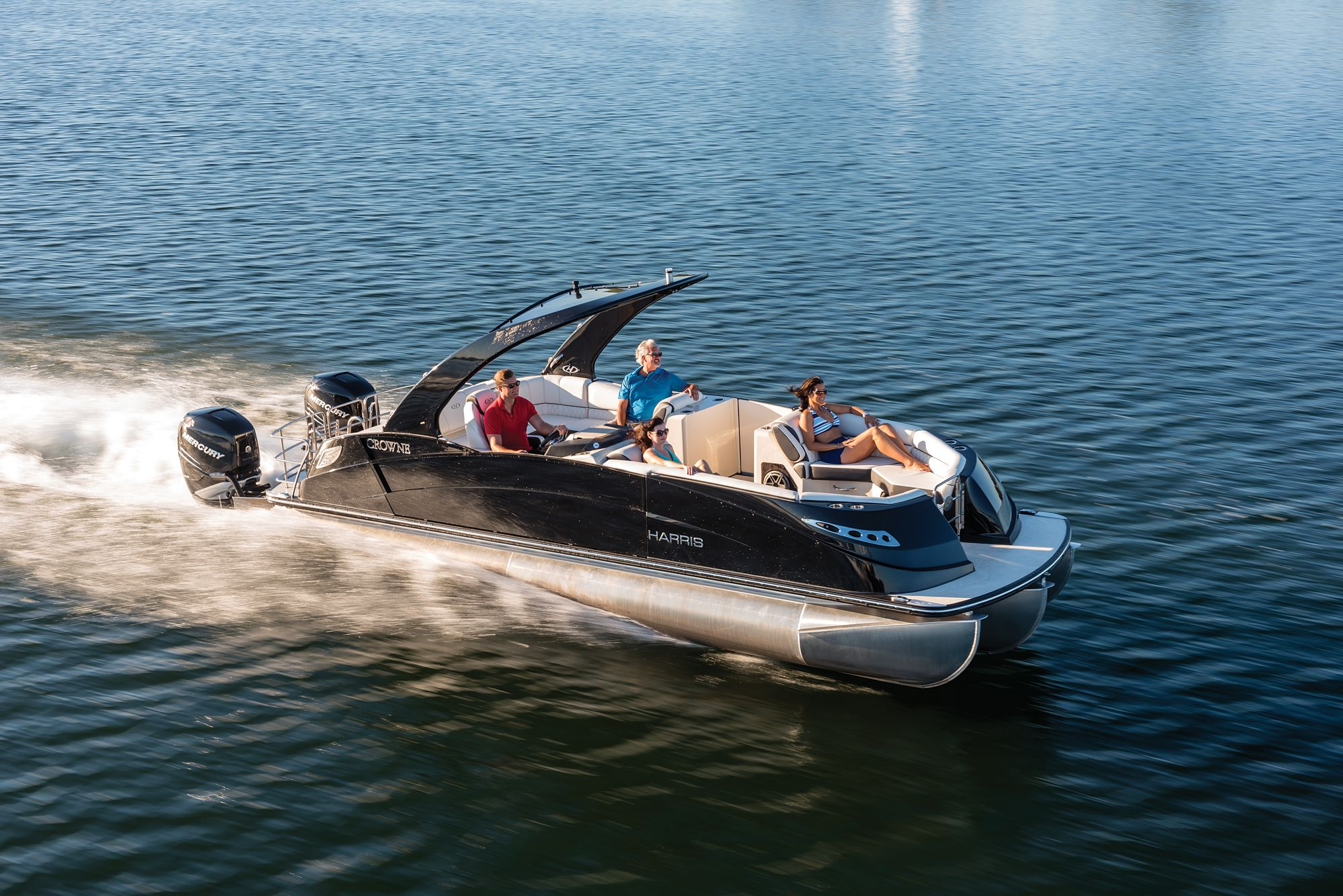 Five Fast Pontoon Boats | Boating Magazine
