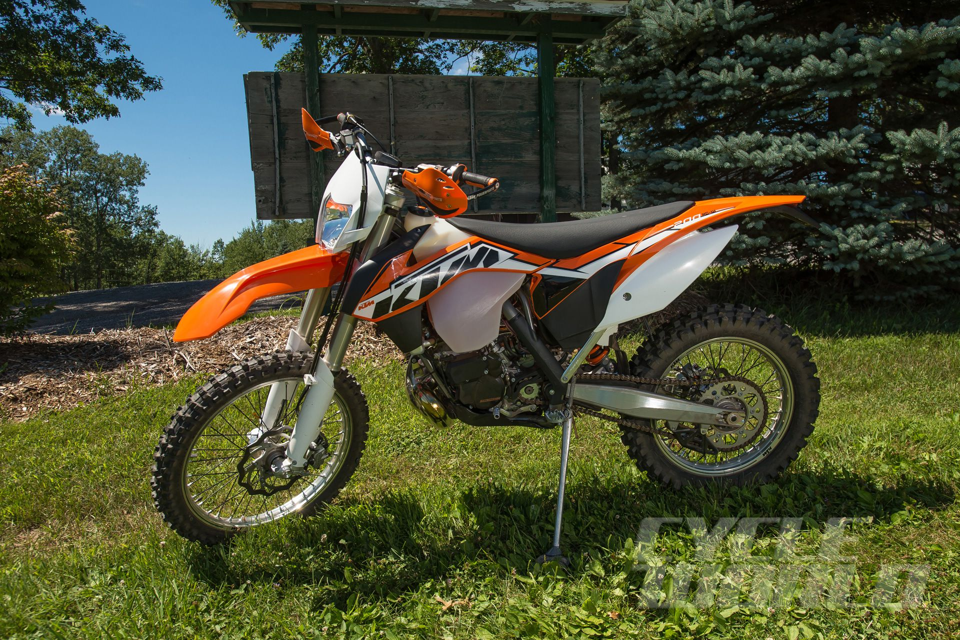Surprising 2014 Ktm 200 Xc W First Ride Review Photos Pricing Cycle Pabps2019 Chair Design Images Pabps2019Com