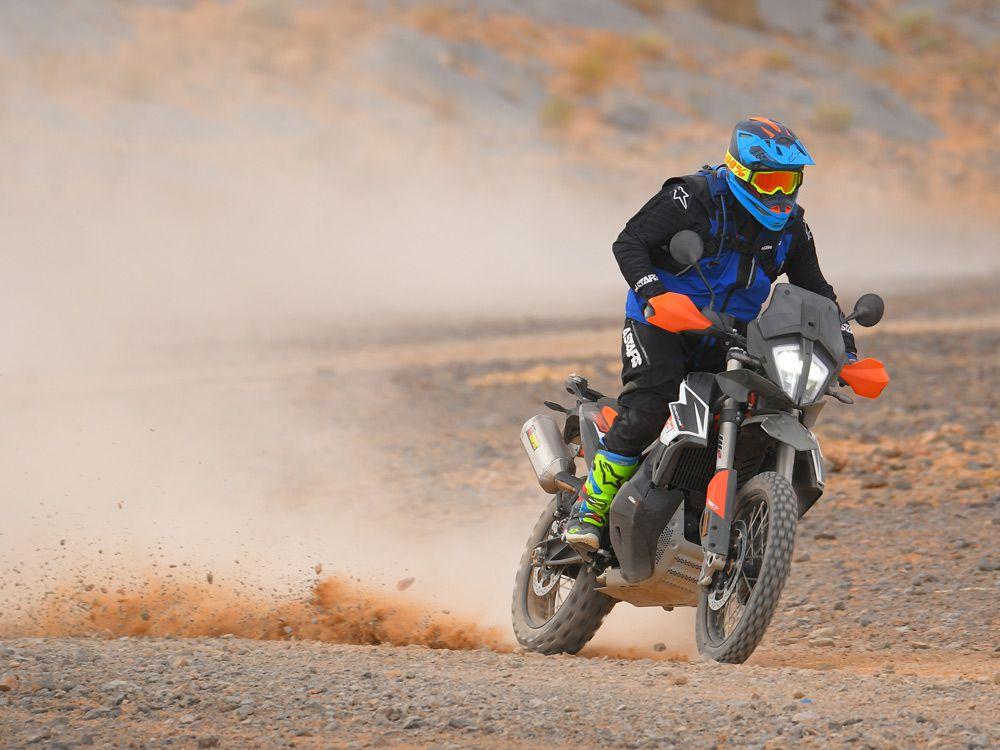 2019 KTM 790 Adventure And 790 Adventure R First Ride
