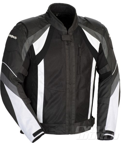 Cw Evaluation Cortech Vrx Air Textile Jacket Motorcycle Gear Review