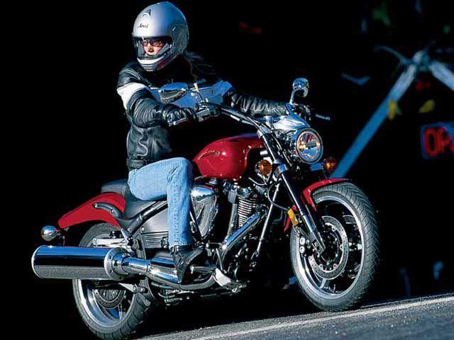 Yamaha Road Star Warrior 1700 Motorcycle Road Test