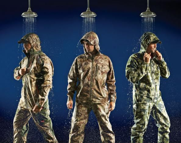 ab126499285da Gear Test: Best Hunting Raingear | Outdoor Life
