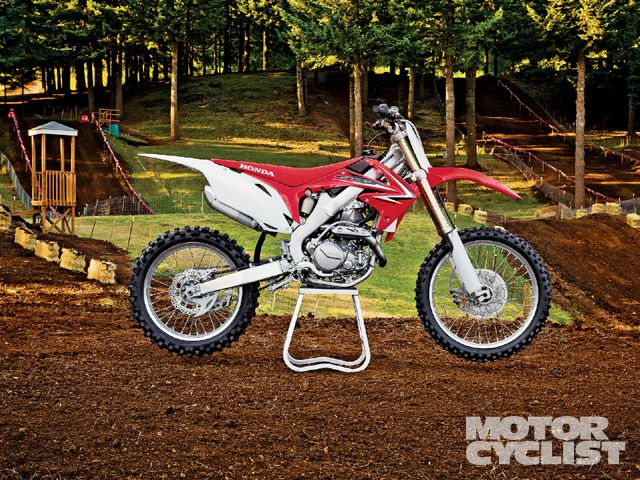 Phenomenal 2009 Honda Crf450R Motorcyclist Gmtry Best Dining Table And Chair Ideas Images Gmtryco