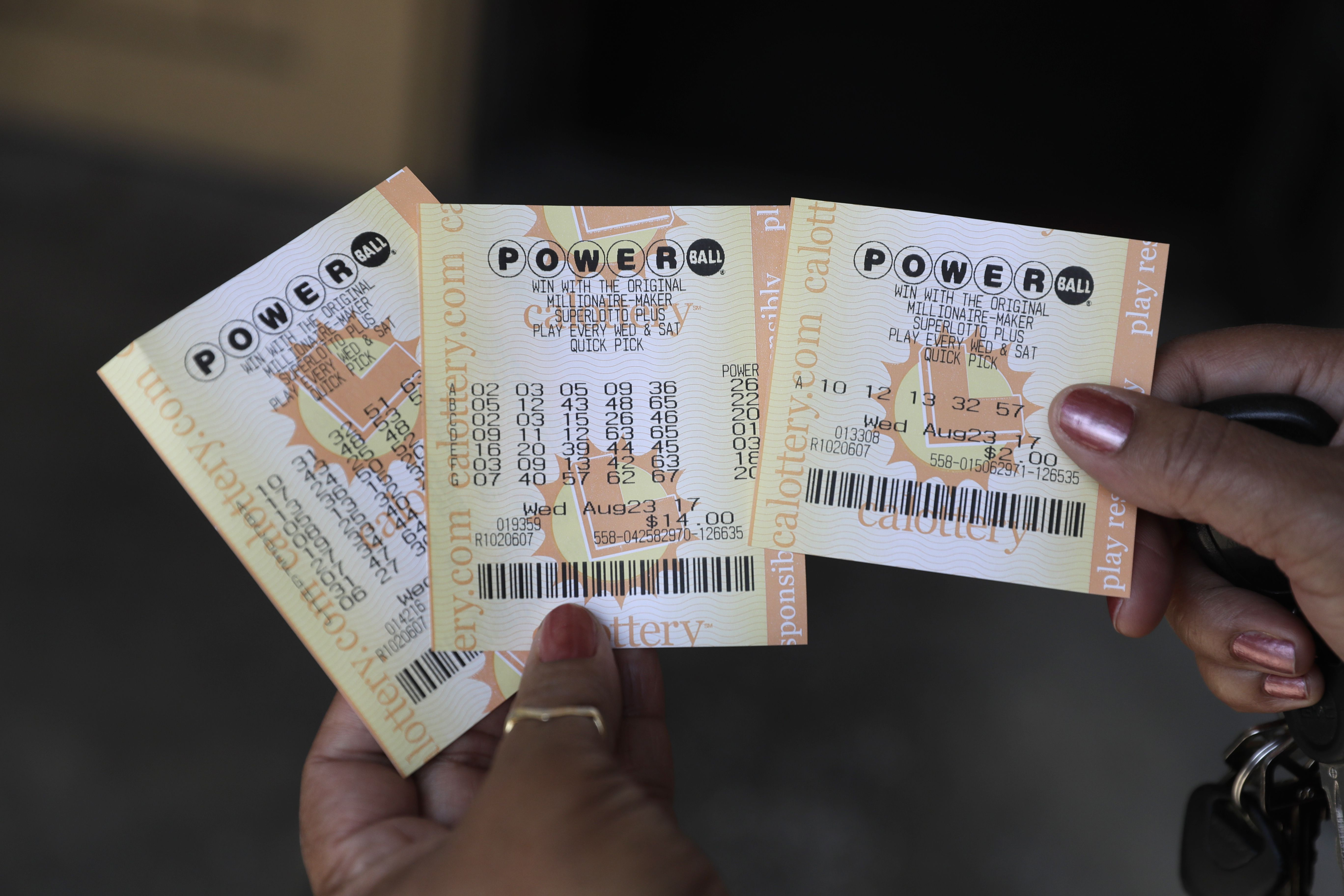 Powerball at $750 million: 4th largest lottery jackpot in US