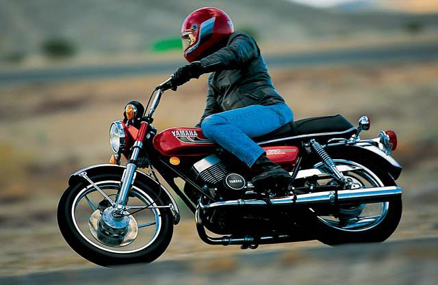 Two-Stroke Motorcycles   Yamaha RD350   Motorcyclist