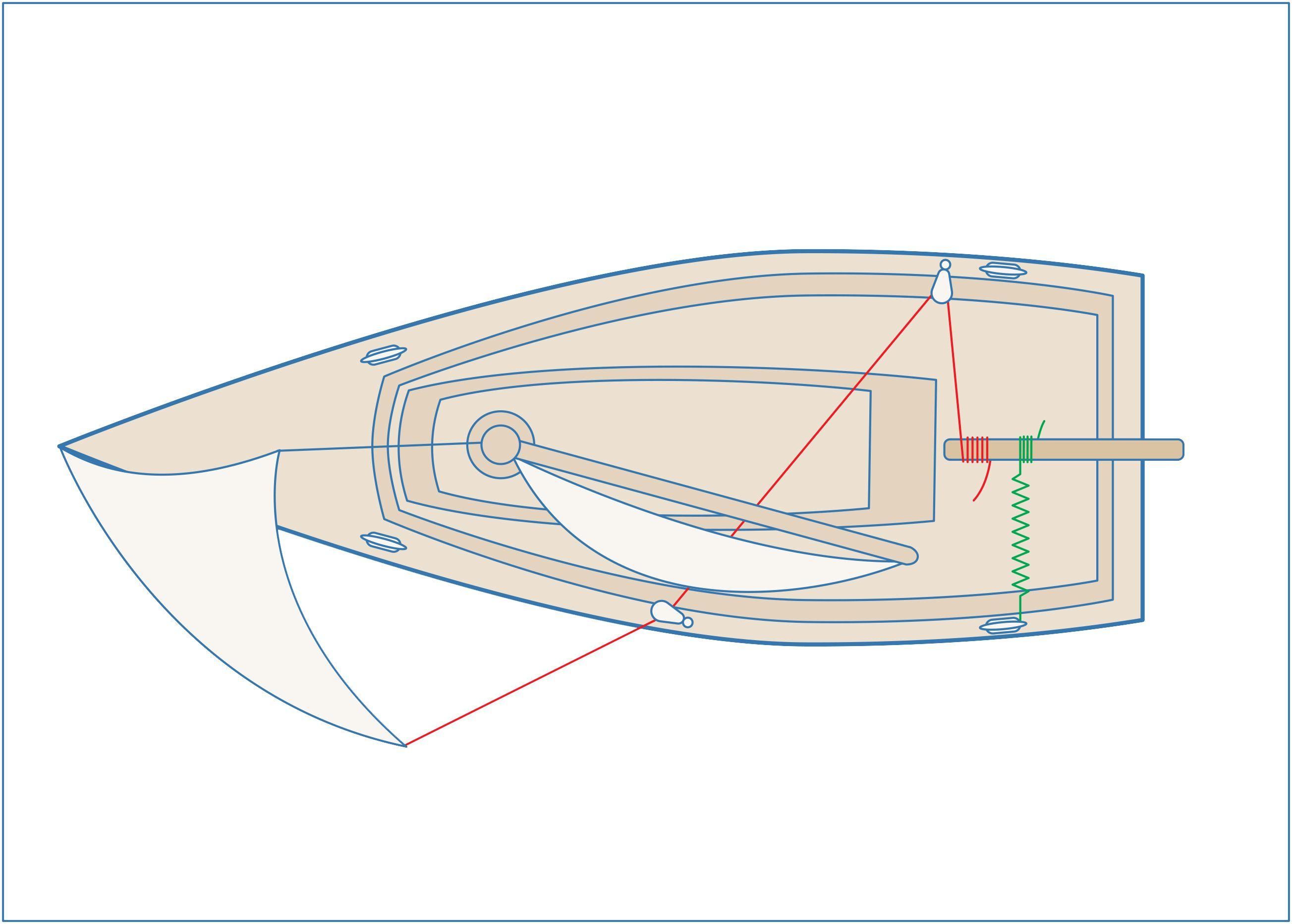 Sailboat Deck Gear Diagram - Wiring Diagrams Folder on