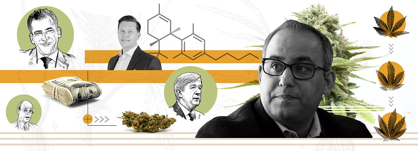 For sale in the pot industry: political influence - The Boston Globe