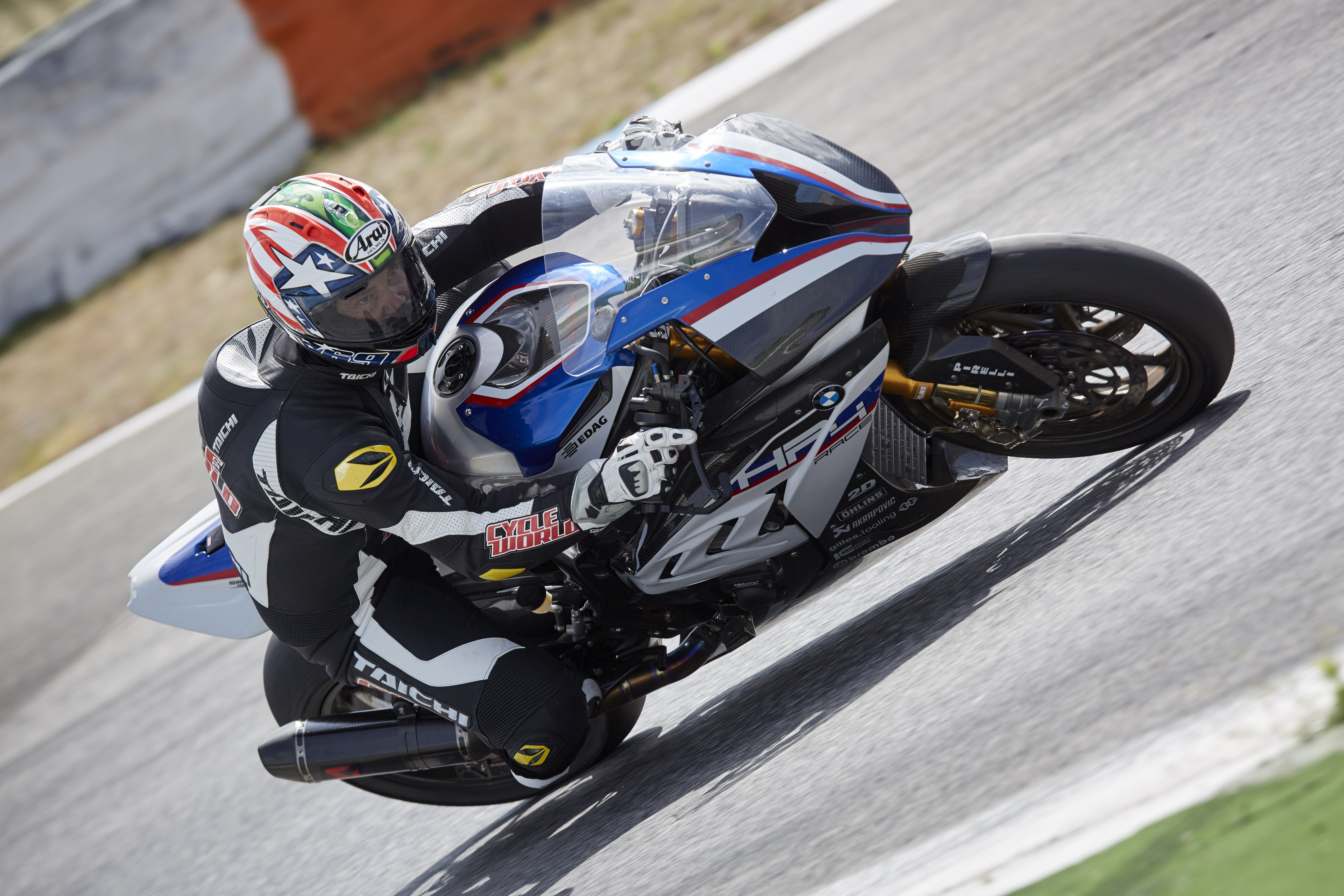 2017 BMW HP4 Race Review | Cycle World