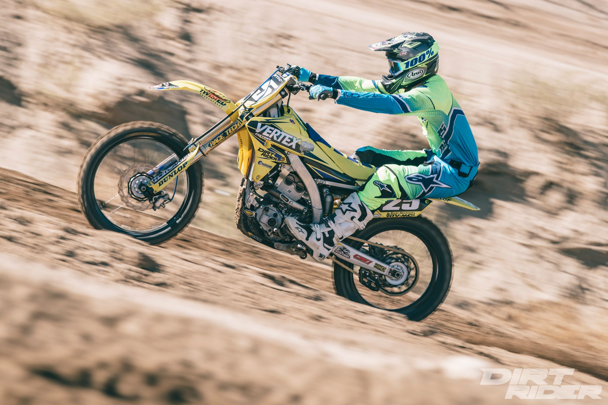 Modified YZ250F Vs  Big Bore YZ270F | Dirt Rider