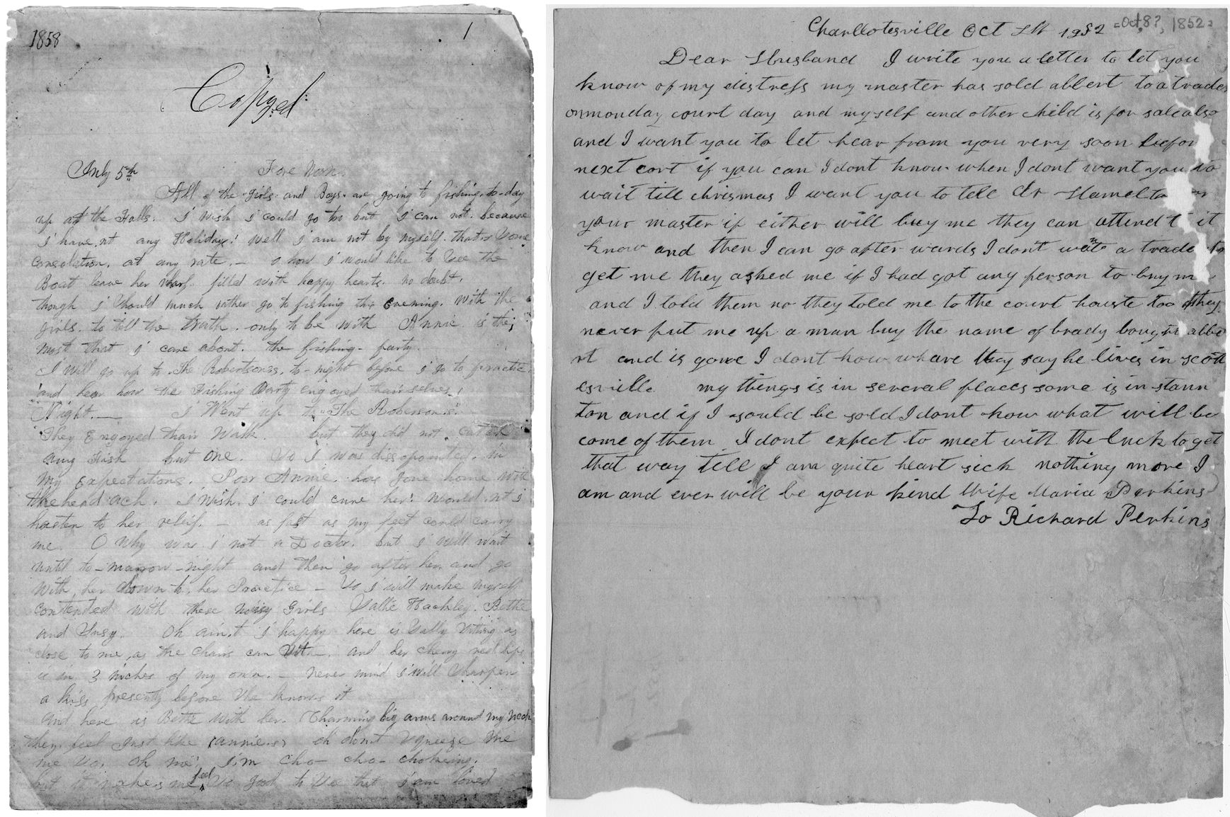 The Secret Writing Of American Slaves The Boston Globe
