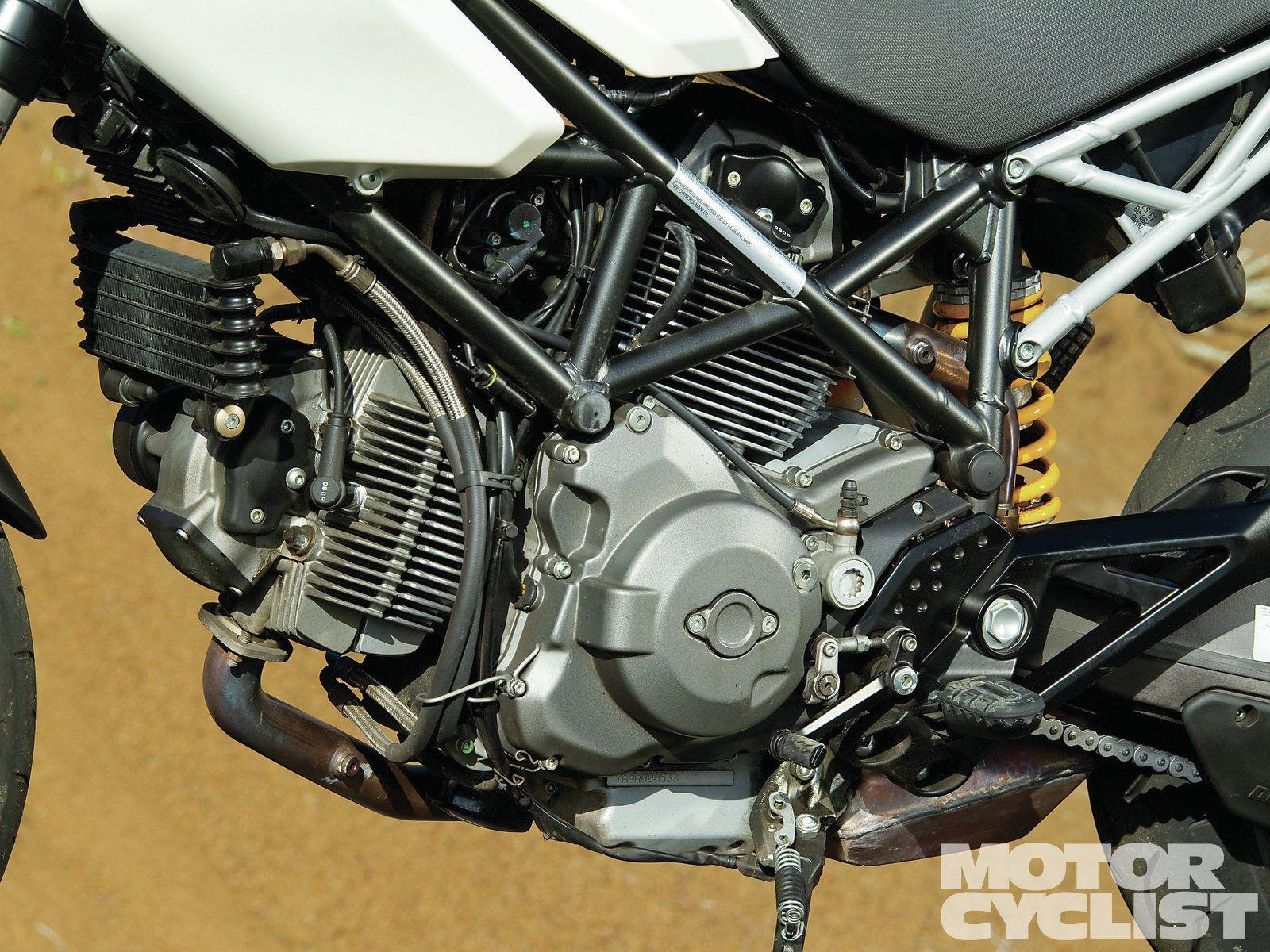 ducati hypermotard 796 | motorcyclist