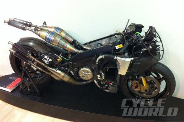 Making Smokestacks- Creating Custom Motorcycle Exhaust Pipes | Cycle