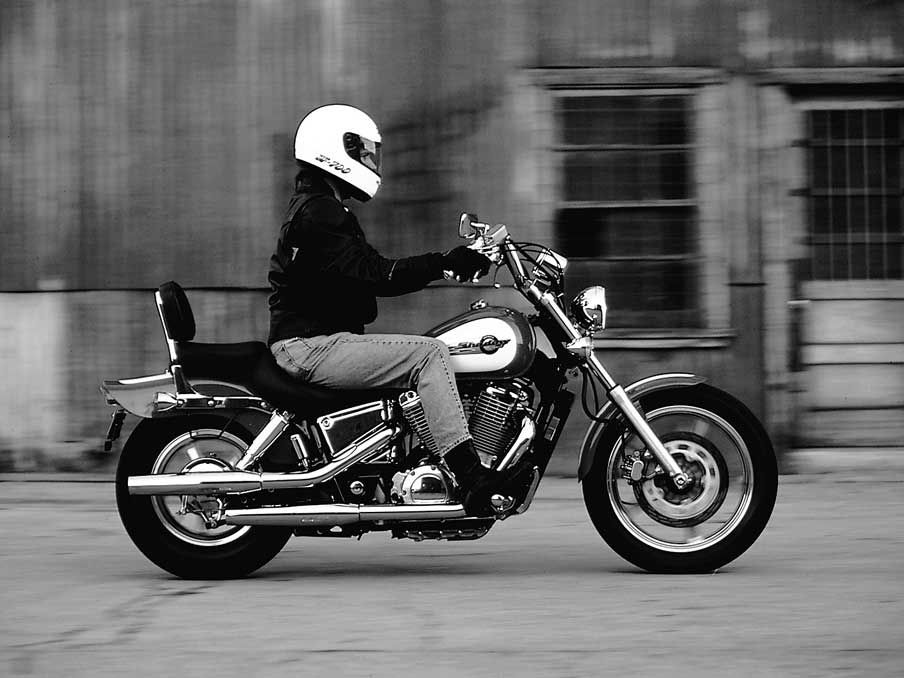 1997: Honda's Shadow 1100 is Still With Us In Spirit | Motorcycle