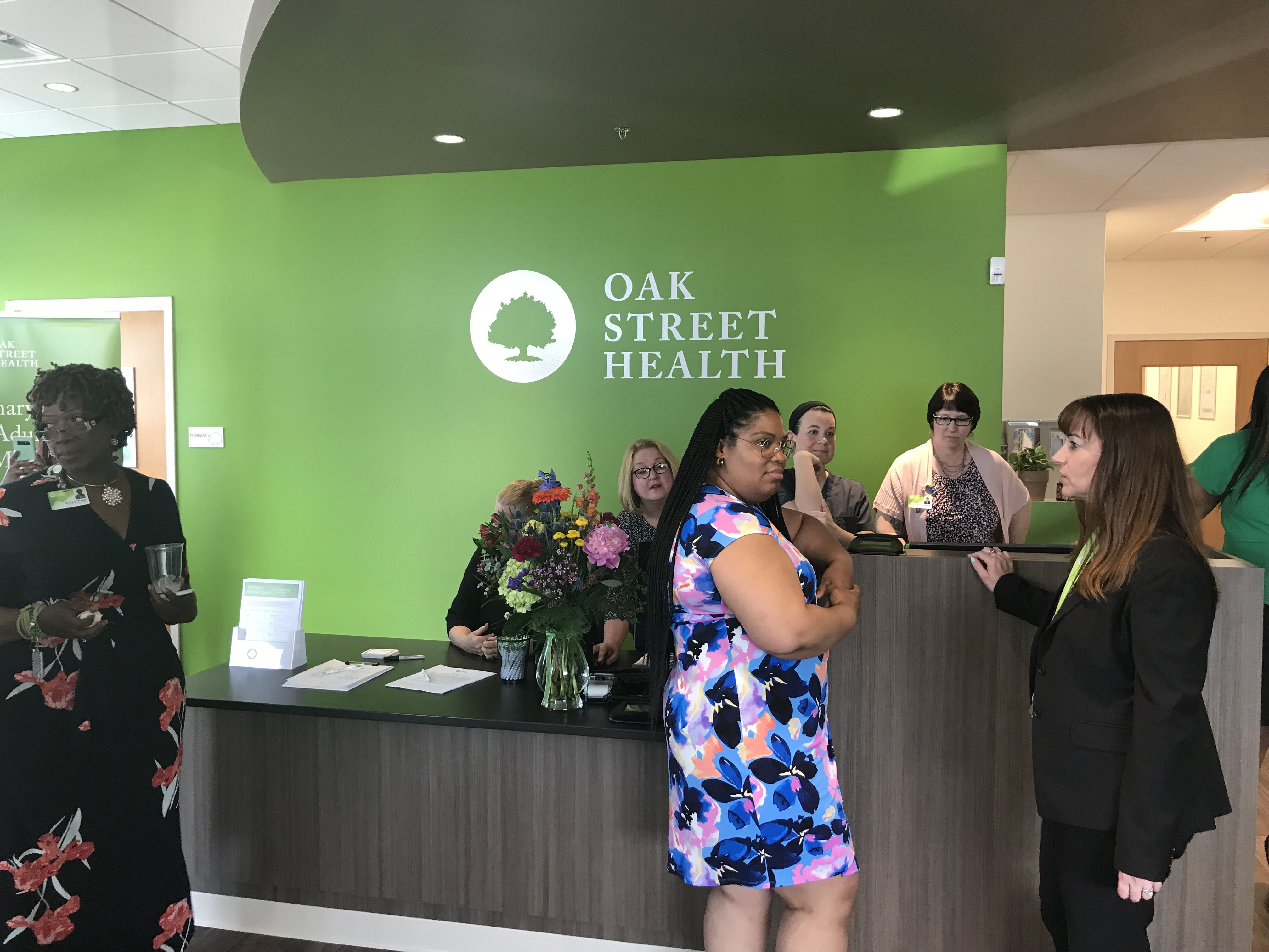 New Burton Health Clinic Looks To Remove Barriers To Senior Care Mlive Com