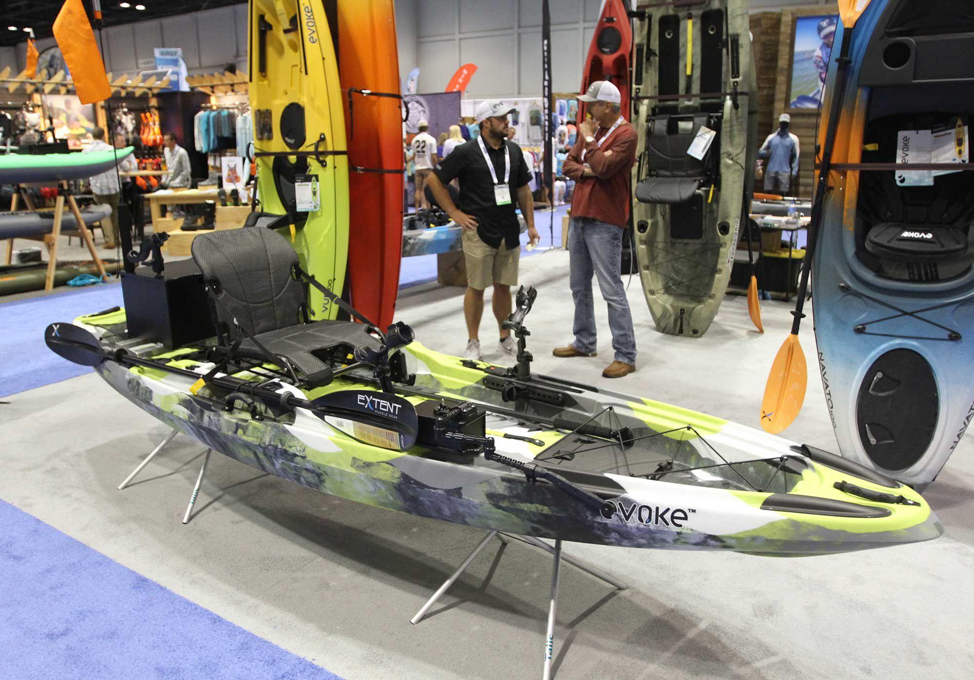 New Fishing Kayaks   Sport Fishing Magazine