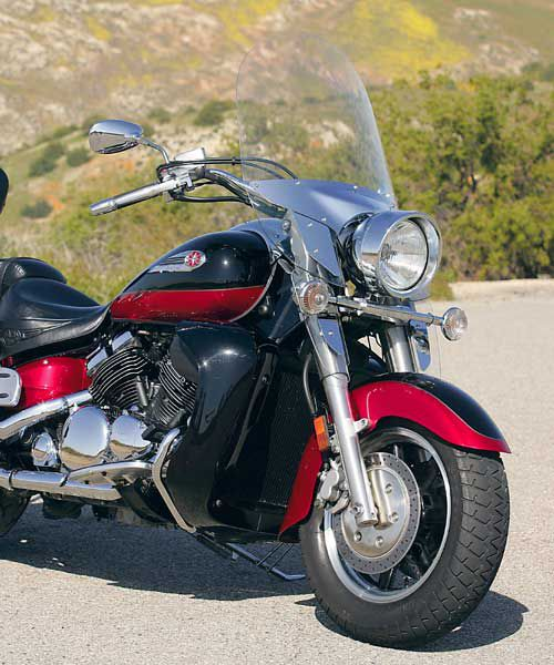 Open-Road Ramblers: Harley-Davidson Road King, Kawasaki