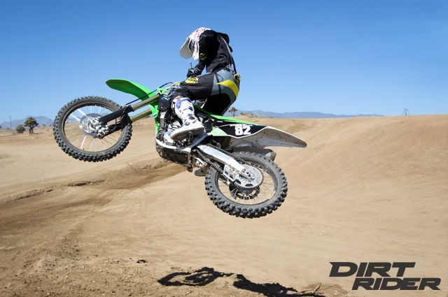 2014 Kawasaki KX250F Review   Dirt Rider