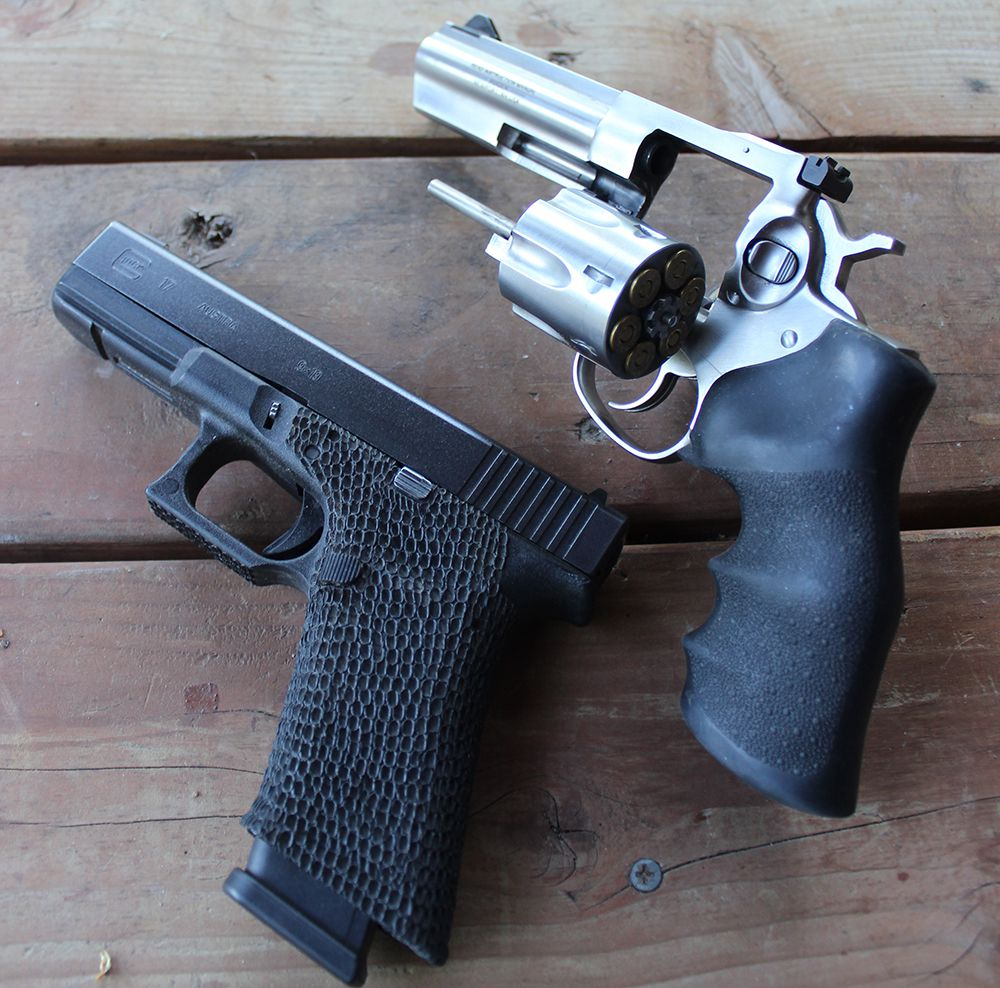How To Pick The Right Sidearm For Backup Bear Protection Outdoor Life