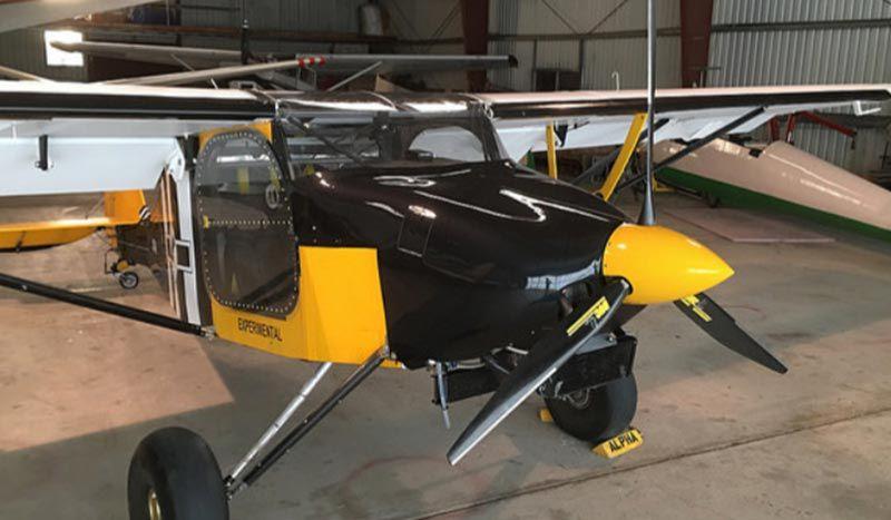 Updated Belite Chipper Arrives at Sun 'n Fun   Flying