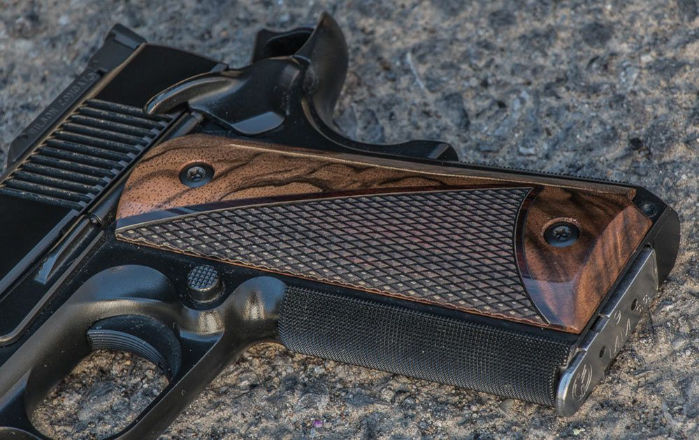 Cocobolo 1911 Grips