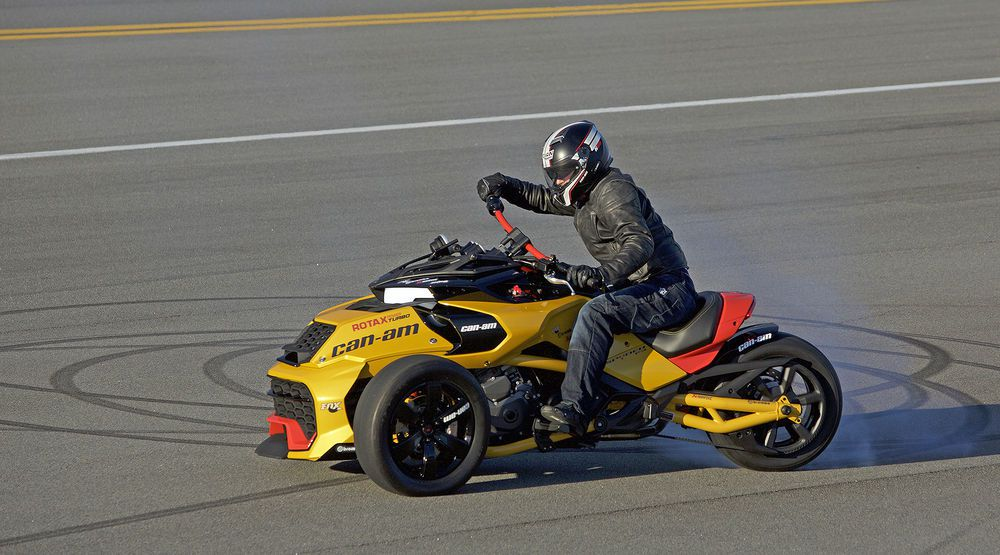 4 Reasons We Should Stop Hating on the Can-Am Spyder | Motorcyclist
