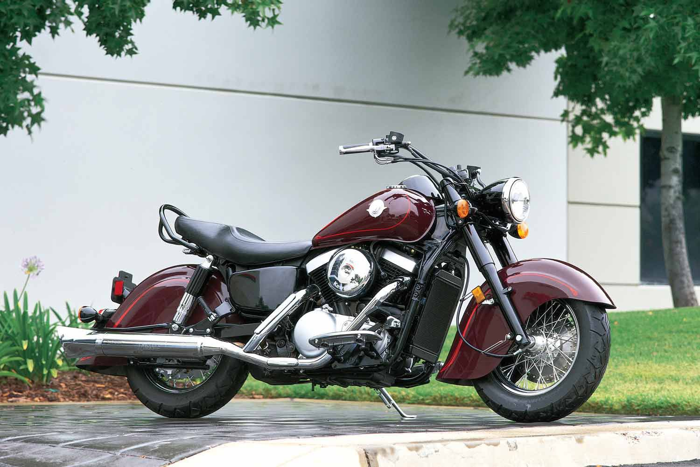 Denny Berg Vamps Up A 1999 Honda Shadow VLX | Motorcycle Cruiser
