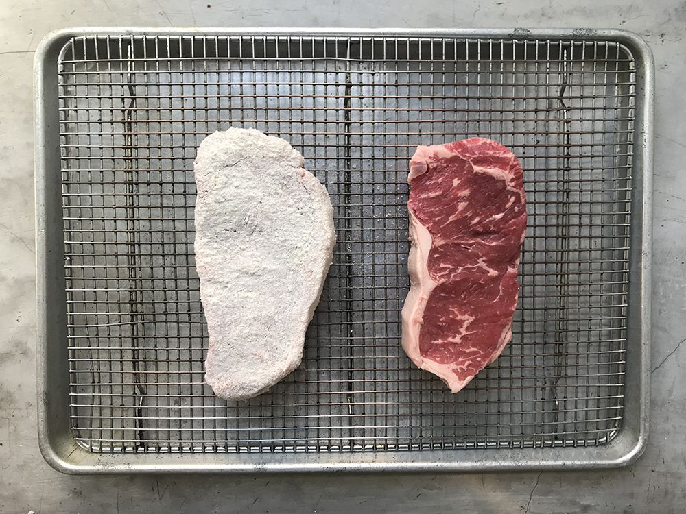 This Japanese fungus can dry-age a steak in 48 hours  Here's