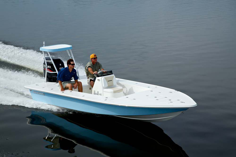 50 Great Center Console Fishing Boats | Salt Water Sportsman