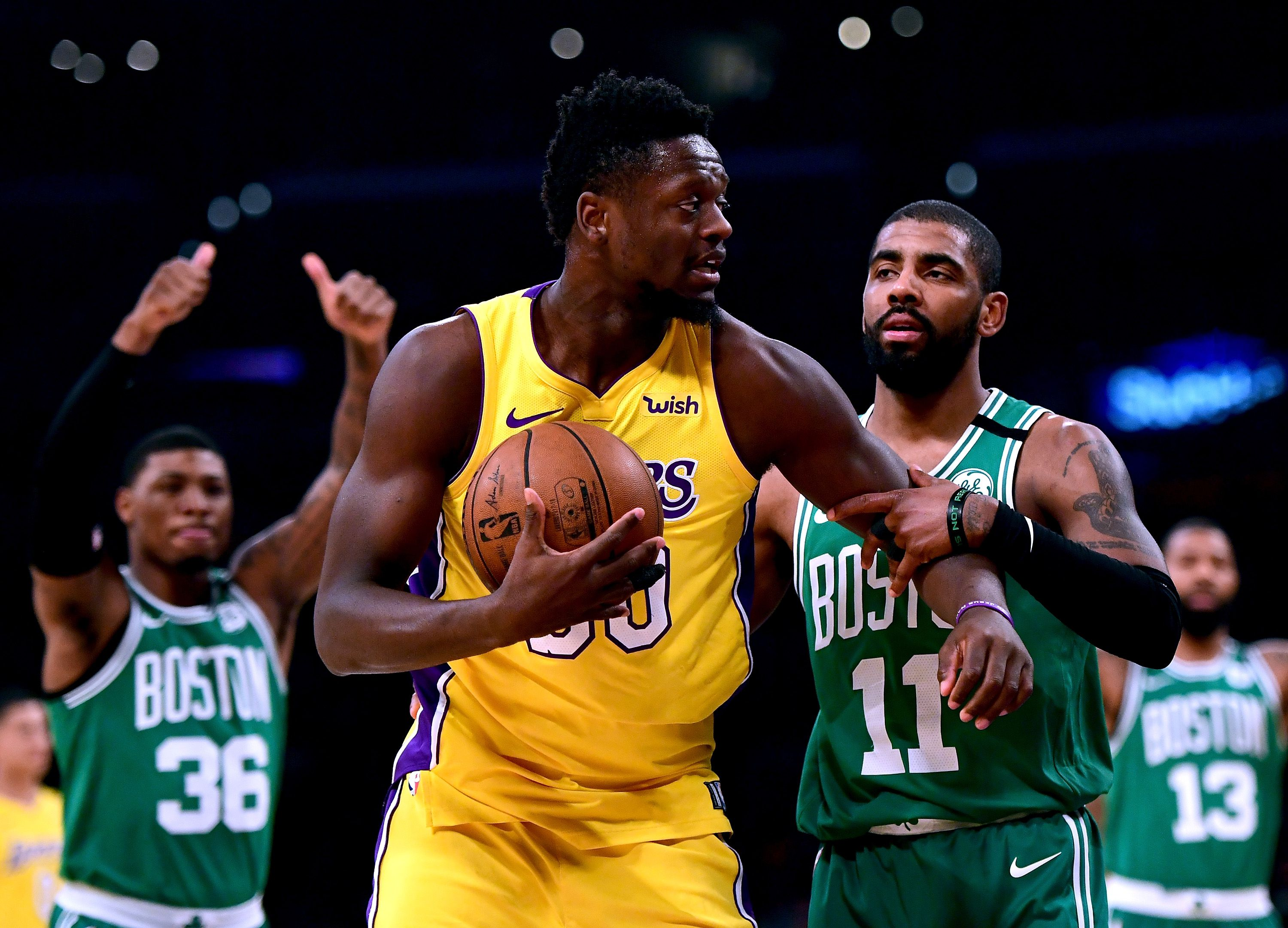 783b881dbfb The Celtics have some real issues, and the Lakers took advantage ...